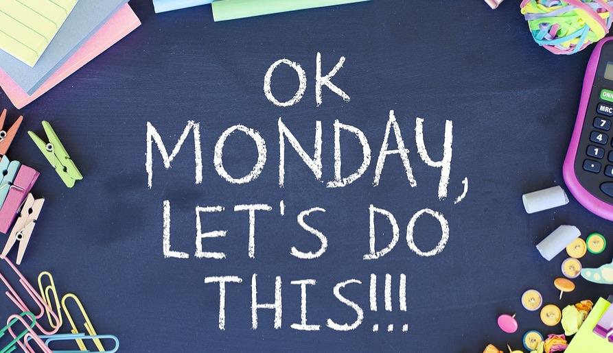 Yay Its Monday Luulla S Blog