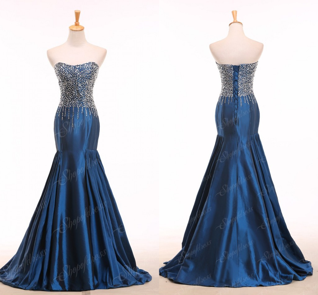 Royal-blue-mermaid-prom-dress