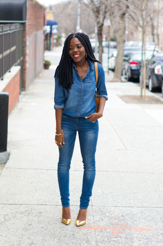 Cynthia, Fashion & Lifestyle Blogger - NYC