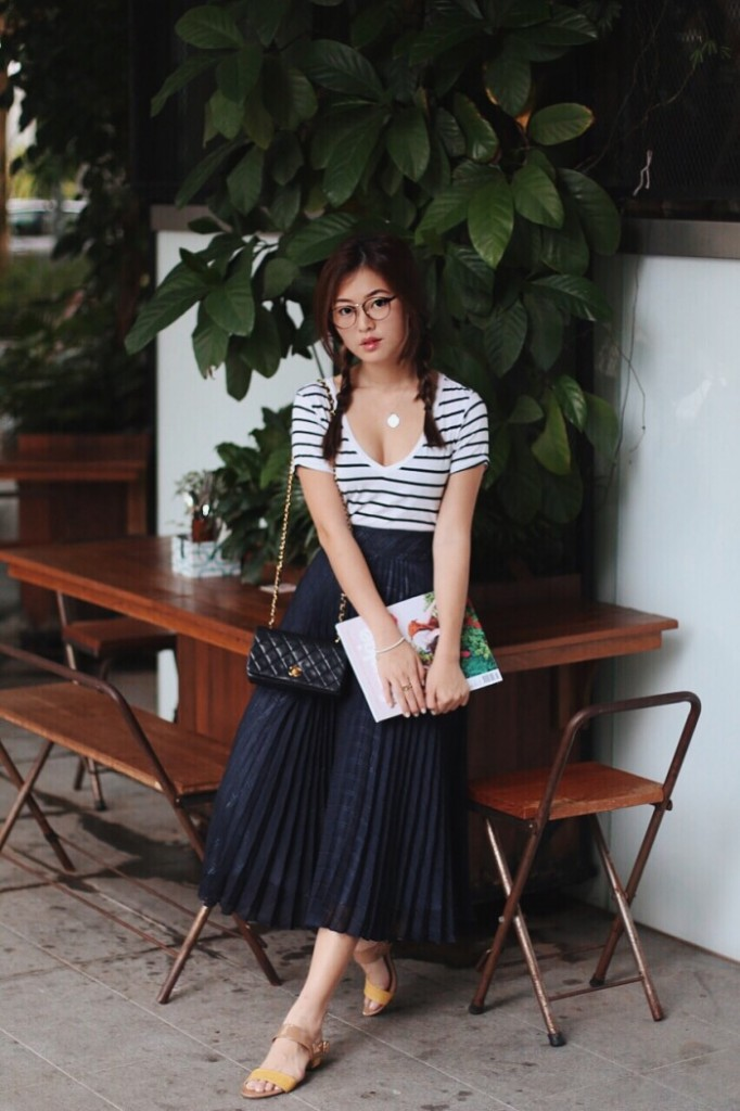 Christabel - Singapore Blogger