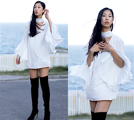 Cissy Zhang - Sydney fashion blogger