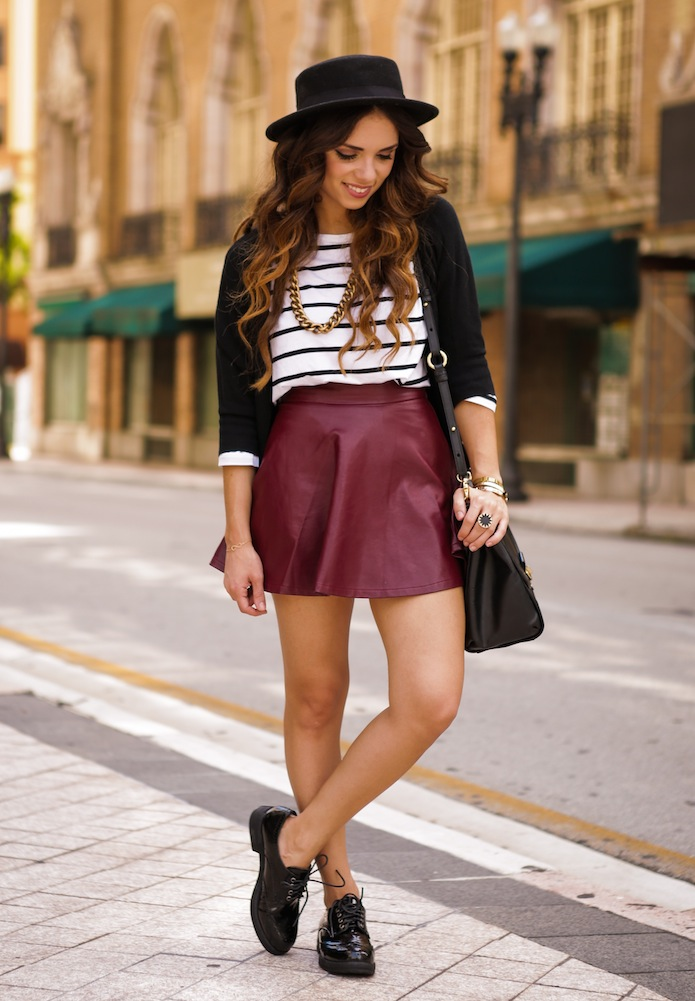 Daniela Ramirez ; Fashion Blogger - Miami