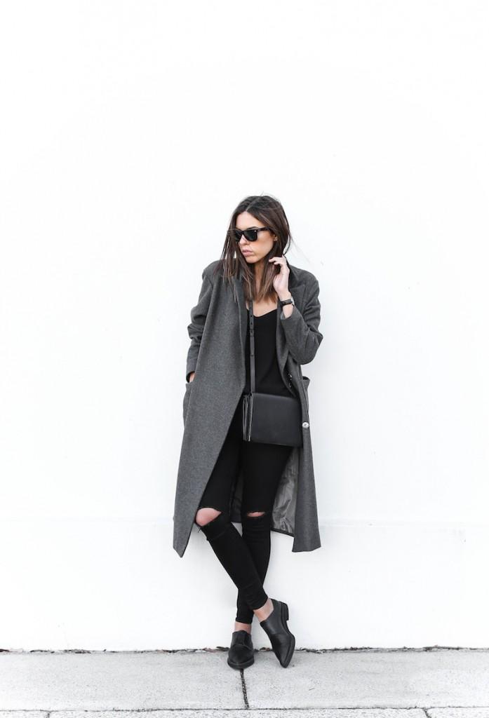 Kaitlyn Ham; Style Blogger - New York