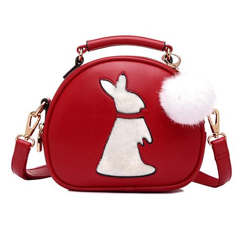Rabbit Red Bag