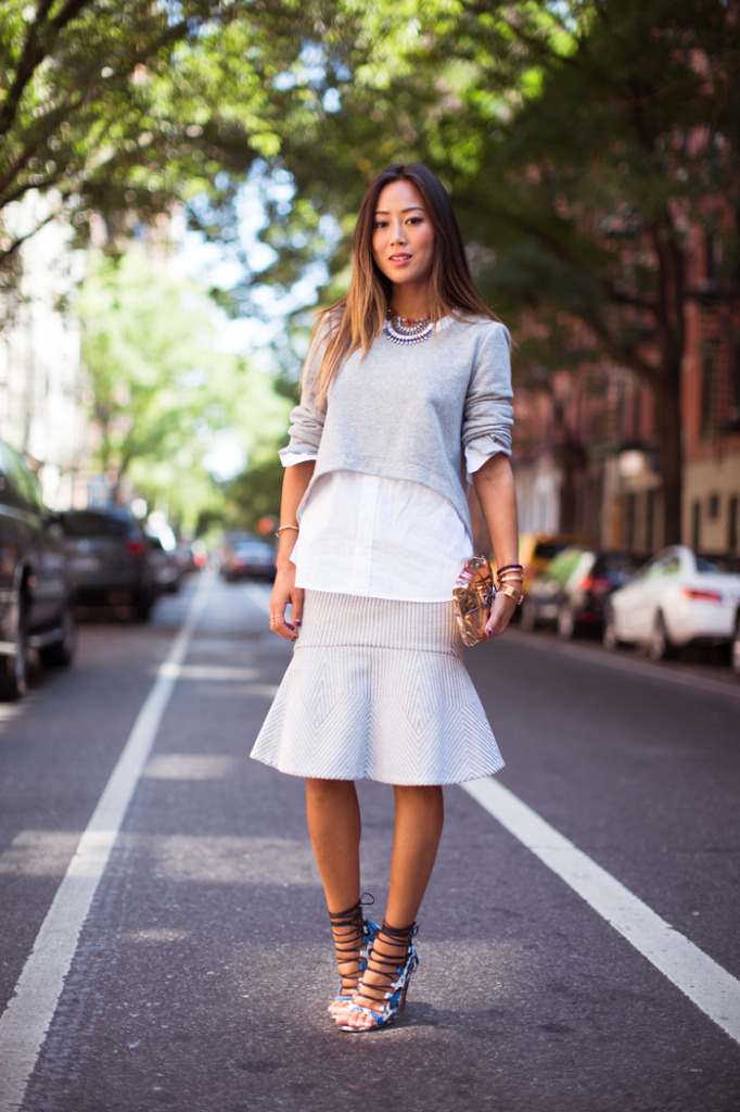 Aimee Song- Fashion Blogger and Youtuber
