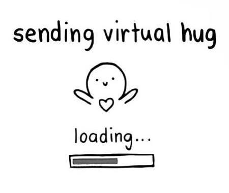 virtual-hug
