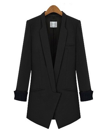black-slim-fit-blazer