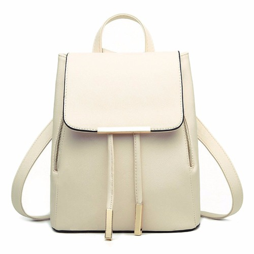 cream-leather-backpack-with-gold-zipper-and-tassel-detailing