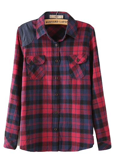 long-sleeve-button-down-plaid-shirt-in-red-and-navy-blue