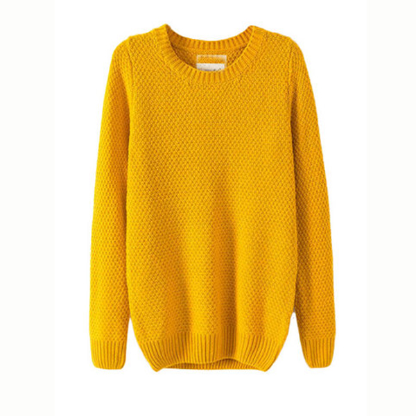 loose-knit-crew-neck-pullover-sweaters