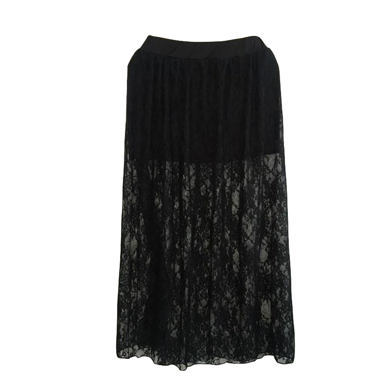 maxi-skirt-with-black-lace-overlay