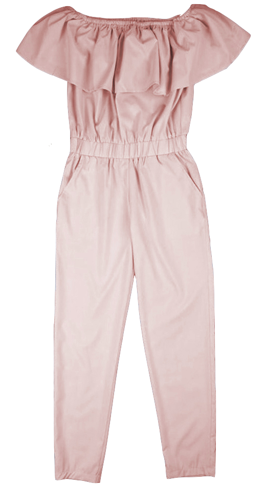 pink-jumpsuit-with-bardot-ruffles