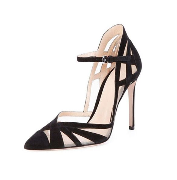pointed-toe-black-strap-high-heel-sandals