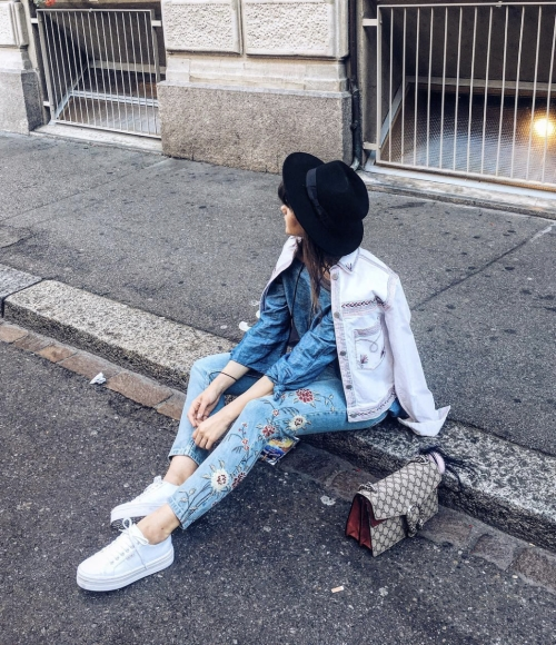 Post Like A Diva for #OOTD Photo - Michèle Krüsi