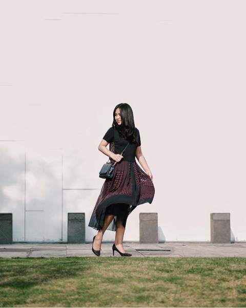 Post Like A Diva for #OOTD Photos  - Ivanna Magdalena