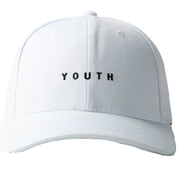 white-youth-embroidered-baseball-cap
