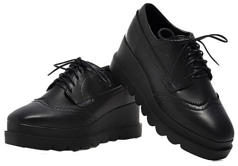 womens-lace-up-oxford-platform-in-black