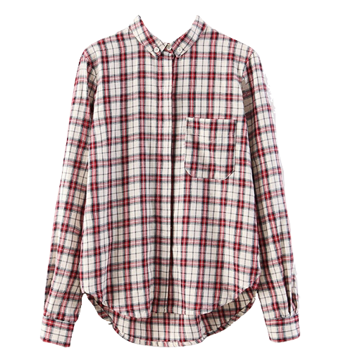 classic-button-down-plaid-shirt-in-red-and-white