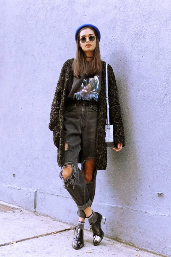 grunge-fashion-gizele-oliveira