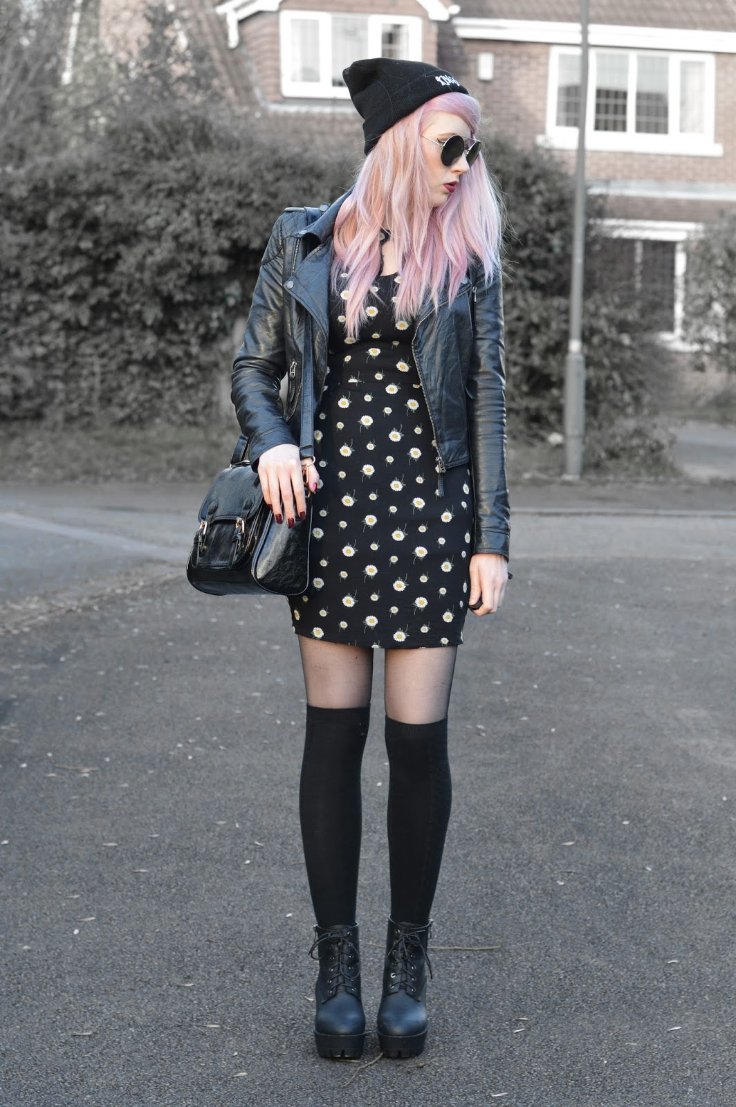 How To Wear Grunge Fashion For Fall u2013 LUULLAu0026#39;S BLOG