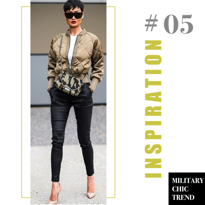 military chic trend inspiration 5