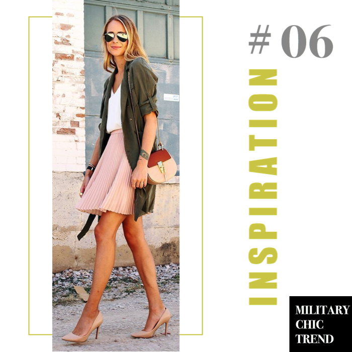 military chic trend inspiration 6