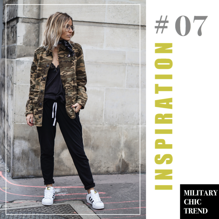 military chic trend inspiration 7
