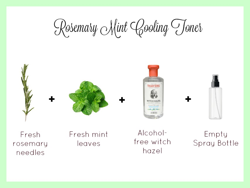 rosemary mint cooling toner