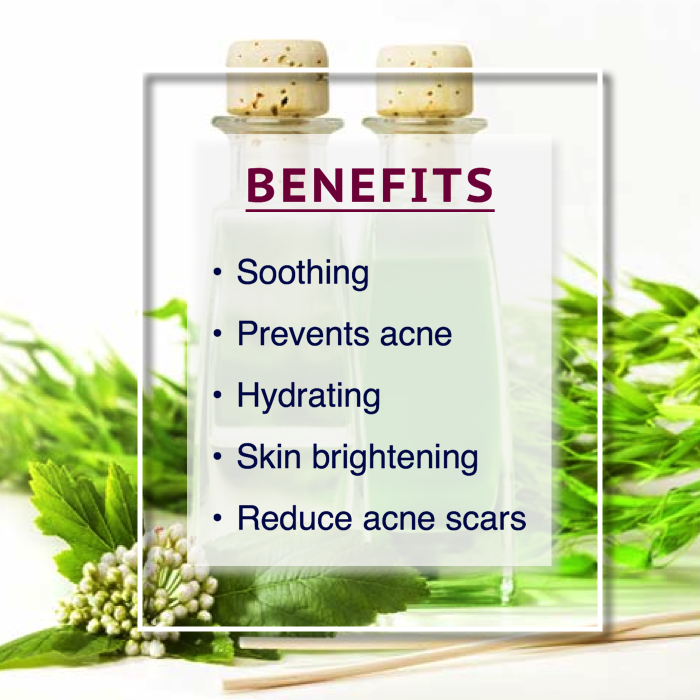 tea tree toner benefits