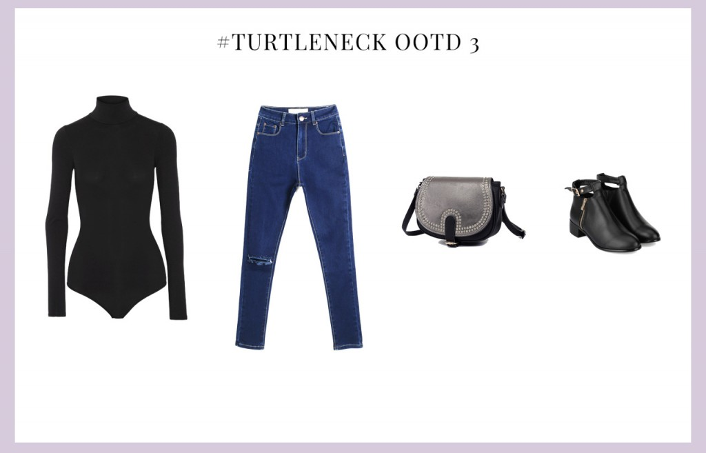 turtleneck ootd 3