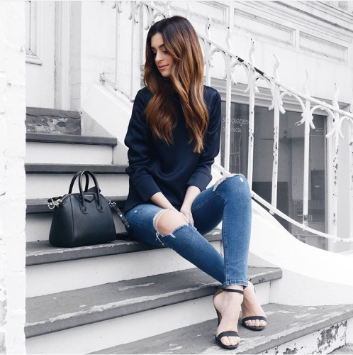 ways to style turtleneck - Ashliegh Dmello