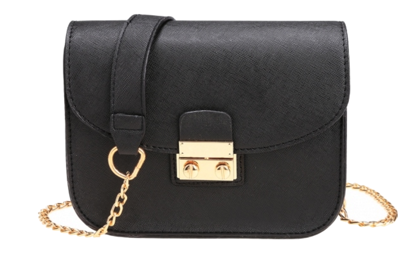 black-crossbody