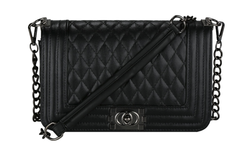 black-leather-crossbody
