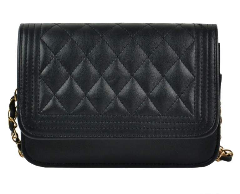 black-leather-crossbody-with-quilted-texture-and-chain-straps