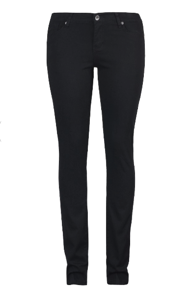 black-skinny-pants