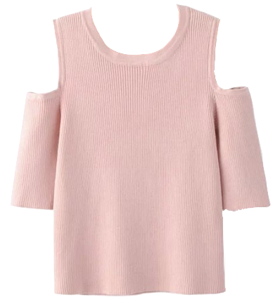 cold-shoulder-knitted-top-in-pink
