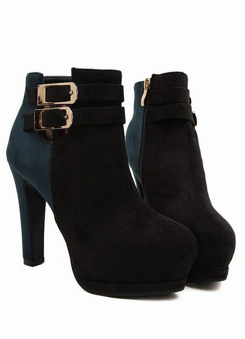 color-block-suede-high-heel-ankle-boots