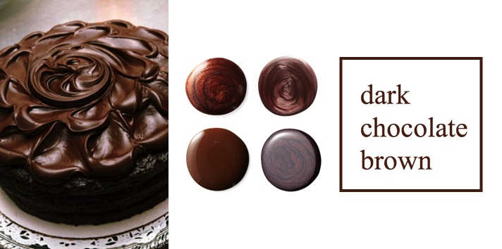 fall-winter-nail-color-trends-you-have-to-try-right-away-dark-chocolate-brown