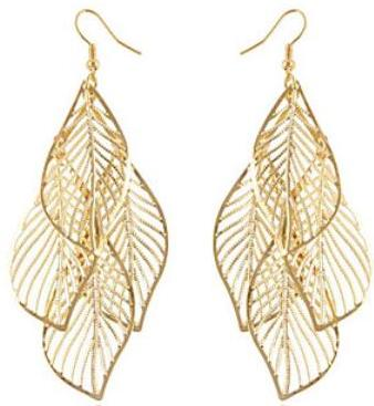 gold-hollow-leaf-drop-earrings