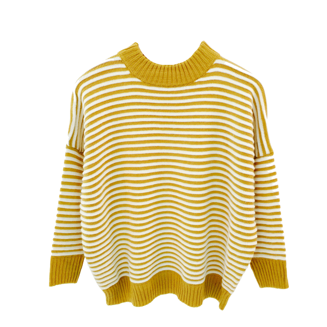 high-neck-knitted-stripes-sweater