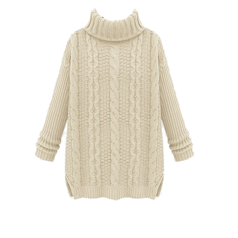 high-neck-knitted-sweater-with-side-splits