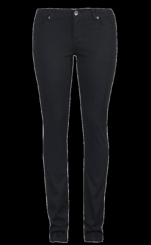 ladies-black-casual-pants