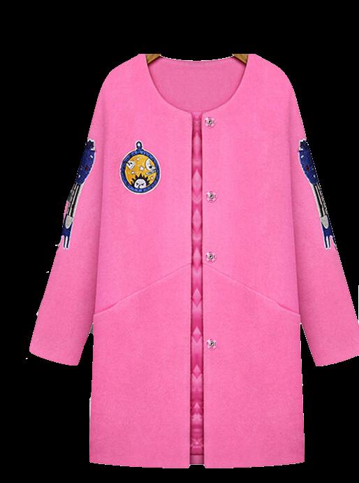 patchwork-long-woolen-coat