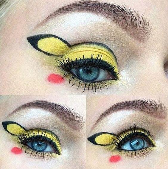 pikachu-makeup