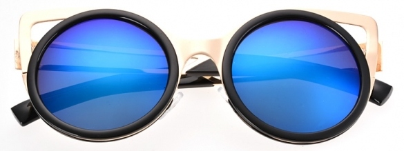 retro-cat-eye-round-frame-sunglasses