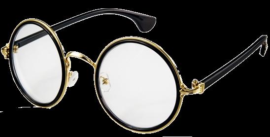 round-eyeglass-frame