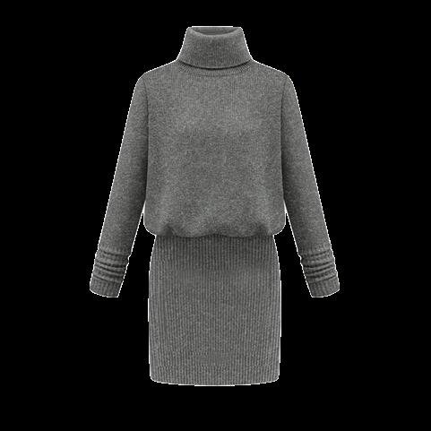 turtleneck-sweater-dress