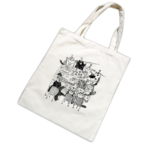 white-cats-printed-canvas-bag