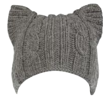 womens-cat-ear-knitted-beanie
