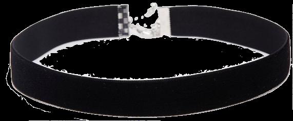 black-velvet-choker